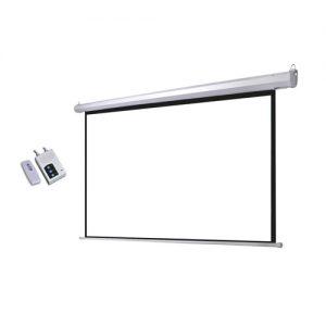 màn chiếu điện 135 inch