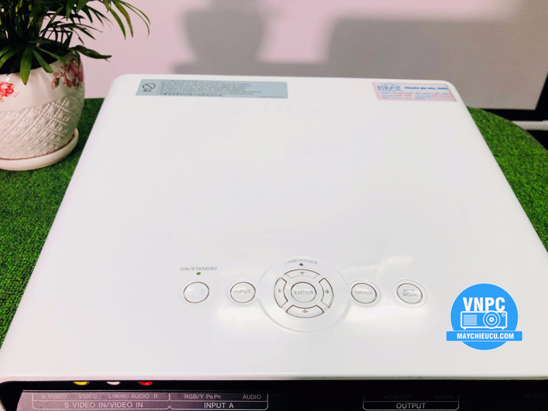 máy chiếu SONY VPL-EX100 cũ