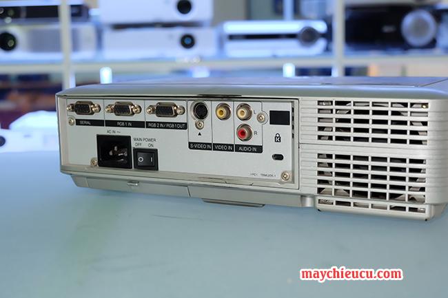 PANASONIC PT-LC55E projector