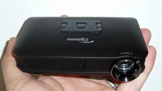 máy chiếu mini cũ OPTOMA PK301