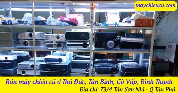 Bán máy chiếu cũ ở Thủ Đức, Tân Bình, Gò Vấp, Bình Thạnh