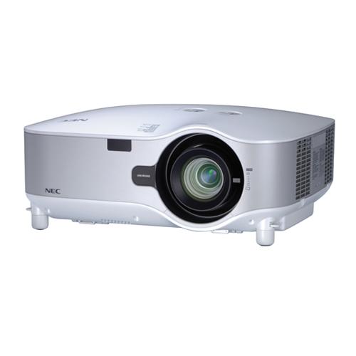 Máy chiếu cũ NEC NP3250 độ sáng cao 5000 Ansi Lumens