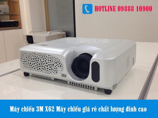 Máy chiếu 3M X62 Máy chiếu giá rẻ chất lượng đỉnh cao