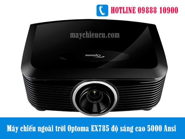 Máy chiếu ngoài trời Optoma EX785 độ sáng cao 5000 Ansi