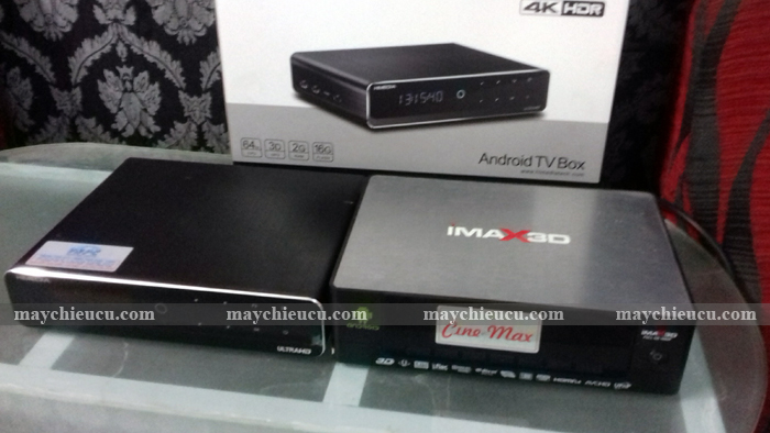 Bán Đầu phát Full HD 3D cũ - Android Tv Box cũ giá rẻ