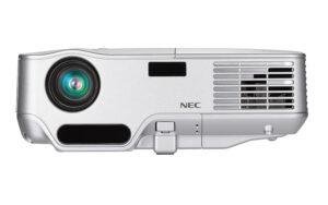 Máy chiếu cũ Nec NP40 giá rẻ nhỏ gọn đa năng công nghệ Nhật