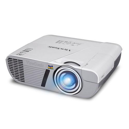 Máy chiếu cũ Viewsonic PJD6552LWS dòng máy chiếu siêu gần giá tốt