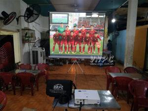 Bảng giá cho thuê máy chiếu trận chung kết King's Cup 2019