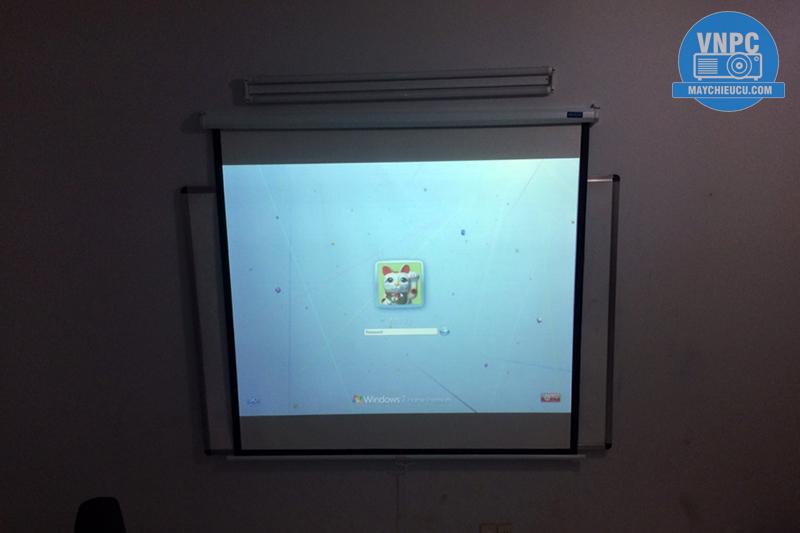 Lắp đặt máy chiếu Sanyo PLC-XD2200