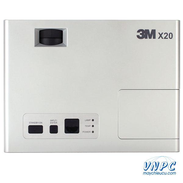 Máy chiếu cũ 3M X20 chính hãng giá rẻ