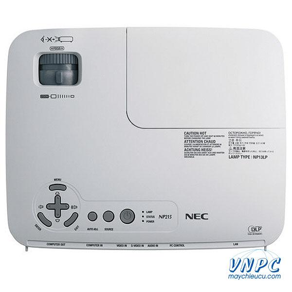 Máy chiếu cũ NEC NP210 chính hãng giá rẻ