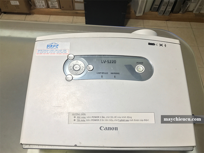 Canon LV-7265