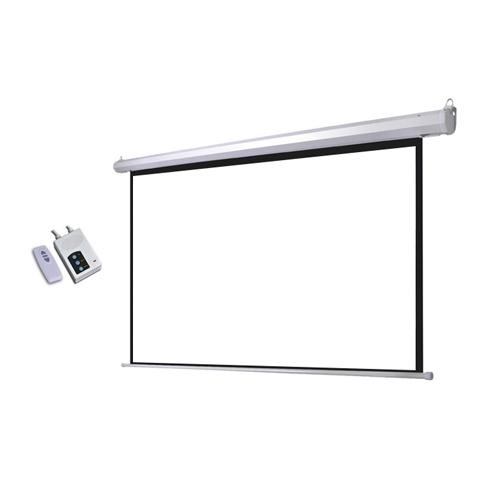 màn chiếu điện 400 inch