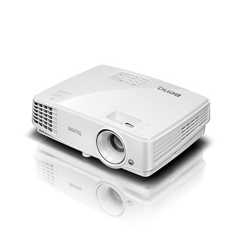 Máy chiếu cũ BenQ MW529p dòng HD 3D giá rẻ đa năng