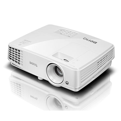 Máy chiếu cũ BenQ MX528P dòng HD 3D giá rẻ đa năng