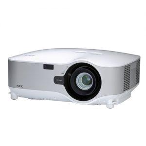 Máy chiếu cũ Nec NP2000 độ sáng cao 4000 Ansi Lumens, độ phân giải XGA cho hội trường lớn và ngoài trời. Bán máy chiếu Nec NP2000 cũ trên toàn quốc.