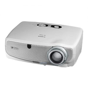 Máy chiếu cũ Canon LV-7250 chính hãng giá rẻ bền đẹp