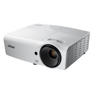 Máy chiếu cũ Vivitek D556 giá rẻ bền đẹp đa năng công nghệ Mỹ