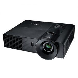 Máy chiếu cũ Optoma ES556 giá rẻ có HDMI xem được phim 3D