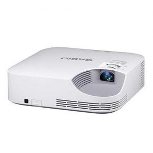 Máy chiếu cũ Casio XJ-F100W dòng Laser Led độ phân giải HD 720p