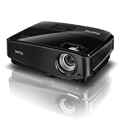 Máy chiếu cũ BenQ MS517p giá rẻ công nghệ Mỹ có HDMI & 3D