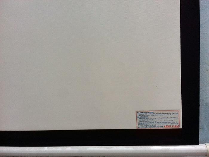 Cung cấp vải màn chiếu cũ giá rẻ các loại tại TpHCM & Hà Nội