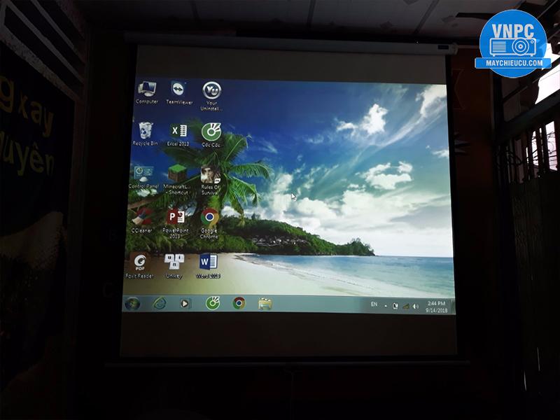 Lắp máy chiếu BenQ MS517 tại Tp.Mỹ Tho, tỉnh Tiền Giang