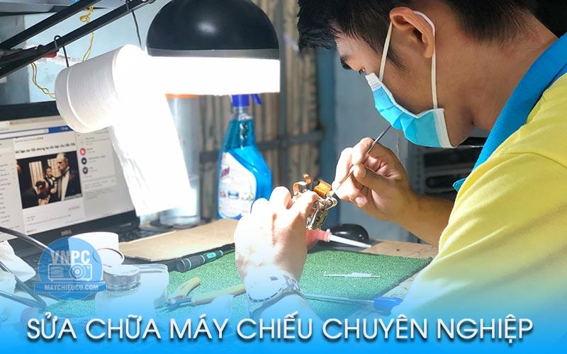 Sửa chữa máy chiếu giá rẻ chuyên nghiệp nhất trên toàn quốc