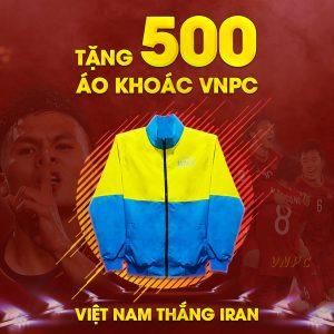 Tặng 500 Áo Khoác Khi VIỆT NAM THẮNG IRAN | Asian Cup 2019