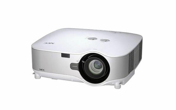 Máy chiếu cũ NEC NP1000 độ sáng 3500 Ansi, độ phân giải XGA