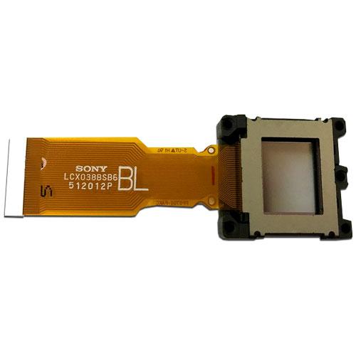 Tấm LCD LCX038 cũ - Thay tấm LCD LCX118A cũ cho máy chiếu