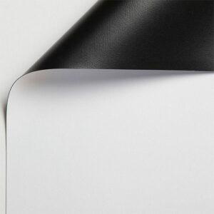 Vải màn chiếu PVC Cao Cấp 80 inch cũ làm màn chiếu khung