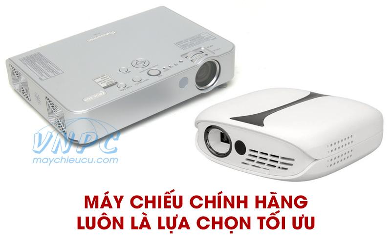 Máy chiếu mini Trung Quốc có độ bền và chất lượng kém ít được ưa chuộng