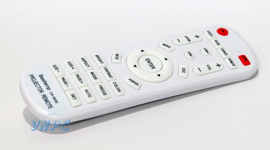 Remote điều khiển máy chiếu đa năng