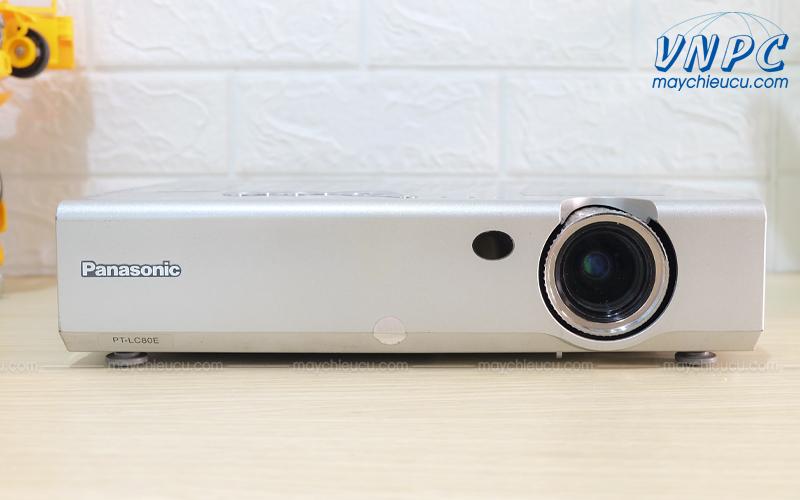 PanasonicPT-LC80E Máy chiếu cũ chính hãng giá rẻ