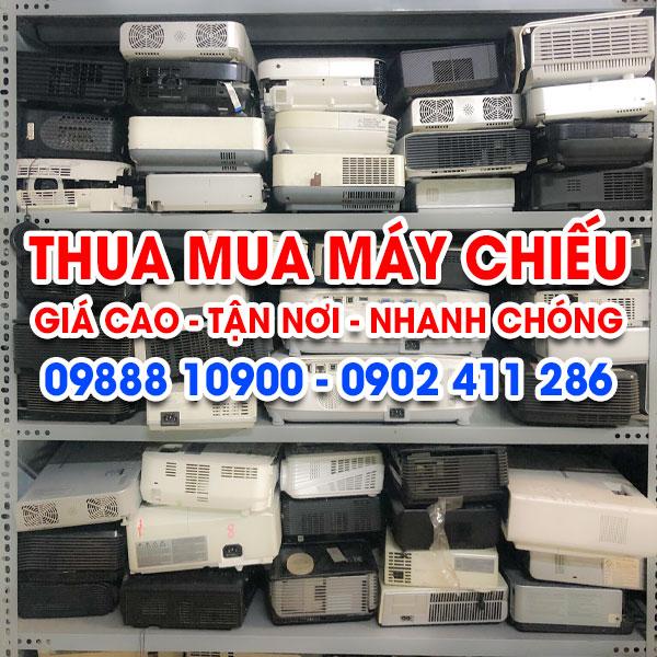 VNPC chuyên thu mua máy chiếu cũ giá cao