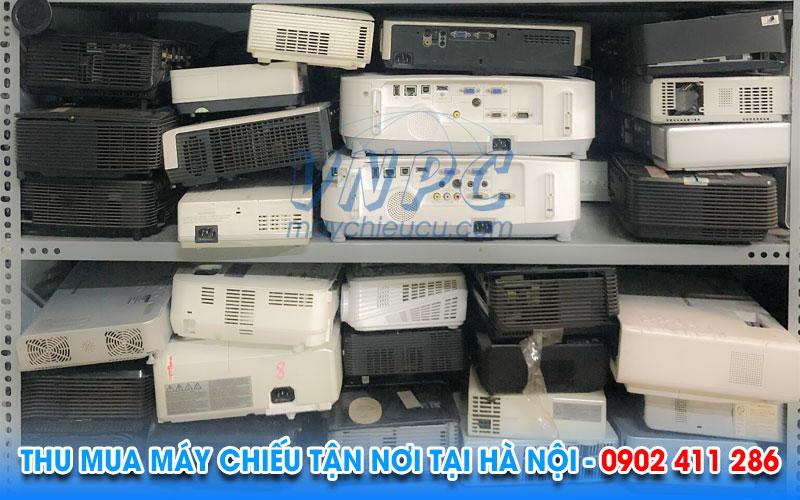 Thu mua máy chiếu tại Hà Nội
