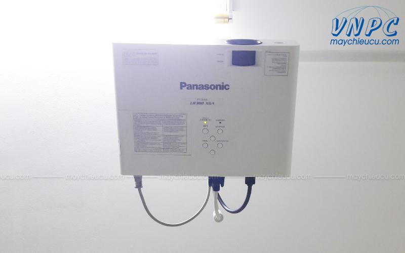 Lắp đặt Panasonic PT-LB300 phục vụ giảng dạy